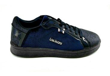 Deportiva sneaker azul