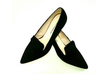 Zapato cara alta ante N