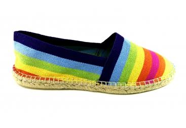 Zapatilla multicolor