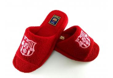 Barcelona punta abierta rojo