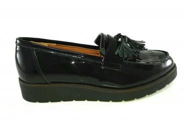 Zapato castellano charol n