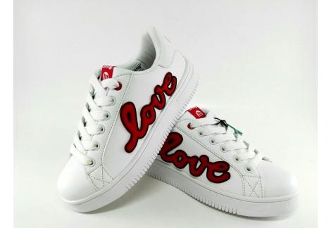 Zapatilla Deportiva Love