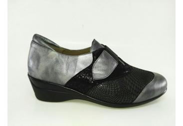 Zapato Piel elásticos
