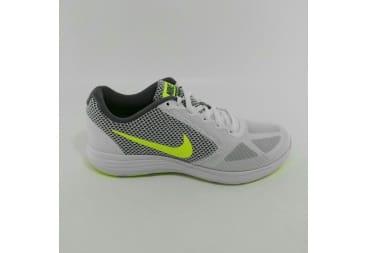 Deportivo Nike Blanco amarillo