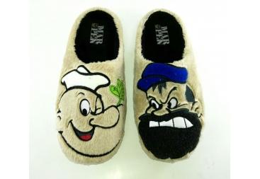 Zapatilla de casa Popeye