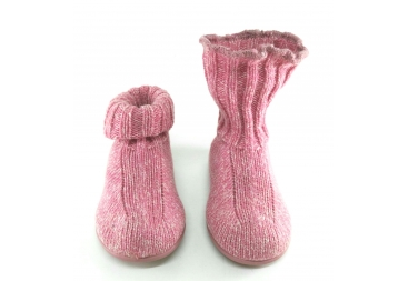 Botín calcetín suela