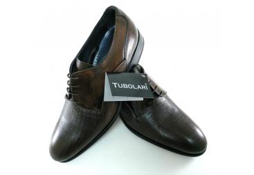 Zapato florentic grabado