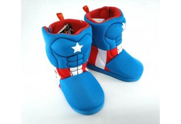 Capitán America zapatillo tipo bota