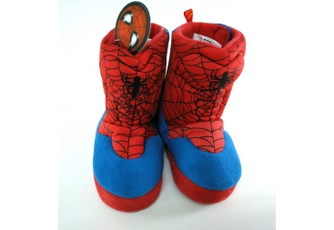 Spiderman zapatilla tipo bota