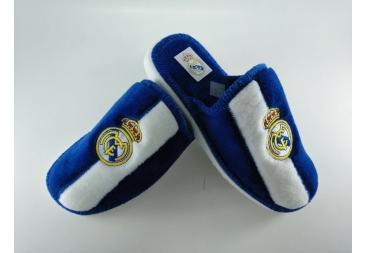 Zapatilla Real Madrid abierta