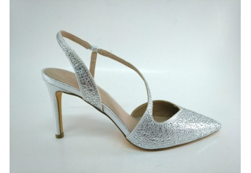 Zapato pedreria tira cruzada Menbur