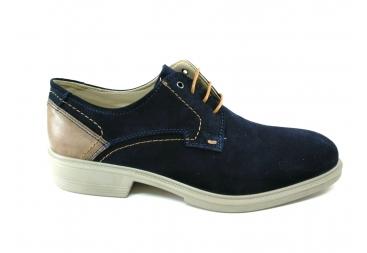 Zapato de cordonera cuero Luiseti