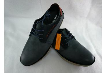 Zapato azul marino vicmar