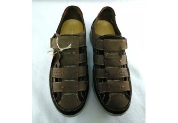 Sandalia color cuero VIcmar