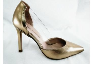 Zapato salón combinado Alarcón