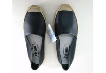 Zapato piel plano Vivan