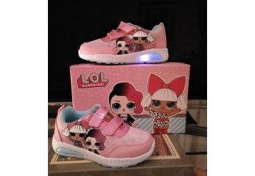 Deportivo luces rosa LOL