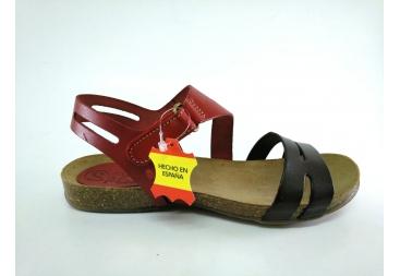 Sandalia bio fabricada en España