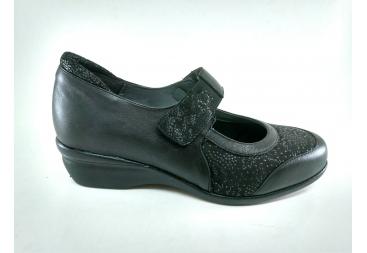Zapato Visentini señora mercedes plantillas
