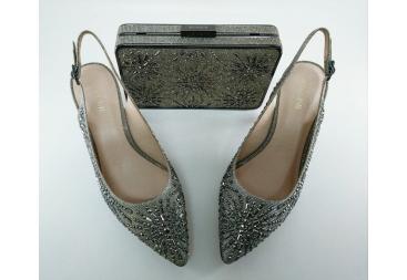 zapato Menbur plata vieja