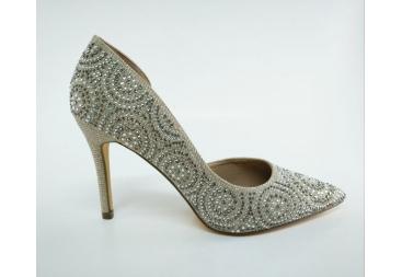 Zapato de señora Menbur corte salón