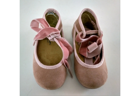 Vulpeques terciopelo rosa