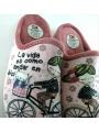 Calzamur bicicleta frases