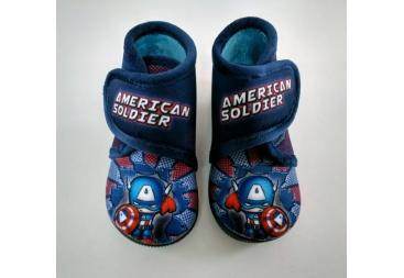 Moranchel zapatilla niño Capitan America