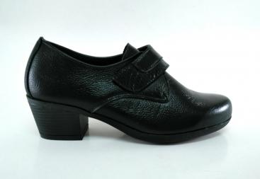 Torres zapato de señora negro