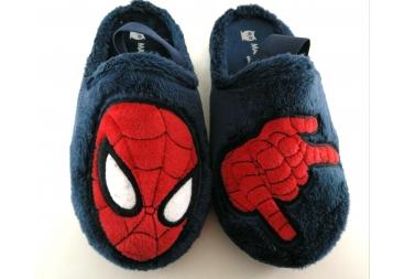 Spiderman zapatilla casa niño