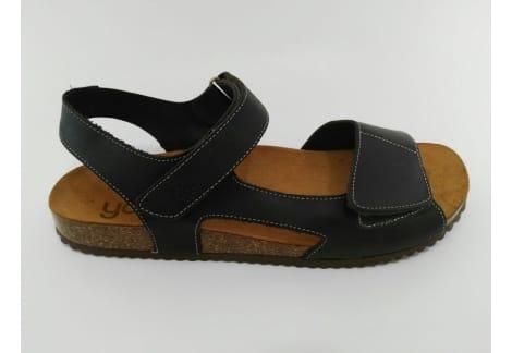 Sandalia yokono bio piel pala