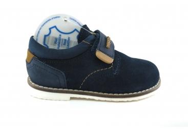 Mayoral zapato de niño en color azul marino