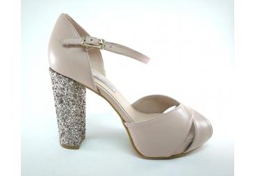 Zapato plataforma Angel Alarcón