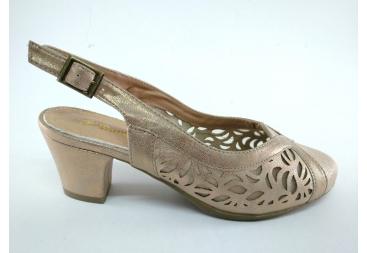 Zapato rosa Davinia