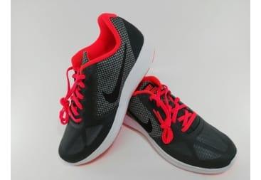 Zapatilla deportiva Nike rejilla gris