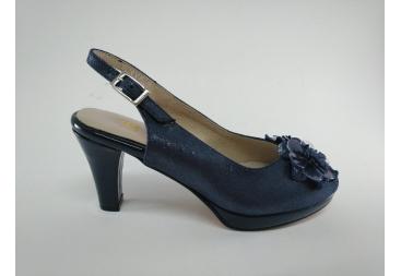 Trevede zapato de señora ancho especioal
