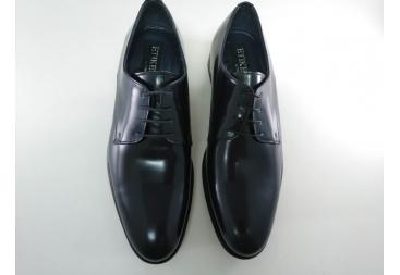 Tubolari Zapato fino en piel florentic Azul marino liso