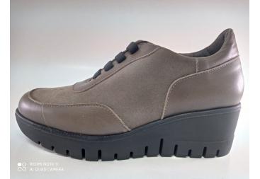 Patricia Miller zapato señora en marrón
