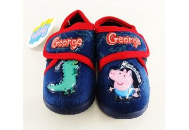 Zapatilla casa niño George Pepa Pig