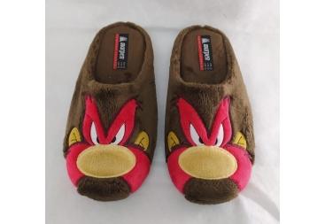 Marpén zapatilla caballero marrón chancla