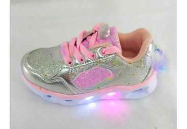 Conguitos niña deportivo luces unicornio
