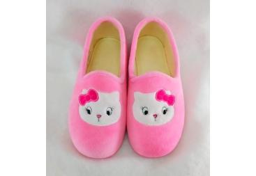 Vulnanes zapatilla cerrada rosa