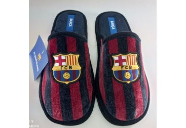 Zapatilla de casa Barcelona chancla
