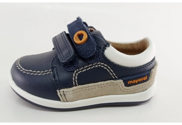 Mayoral zapato niño nautico