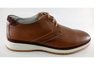 Bearchi zapato de caballero cordonera cuero