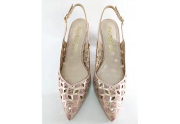 Prestigio zapato rosa nude