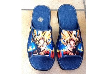 Son Goku clancla verano caballero casa