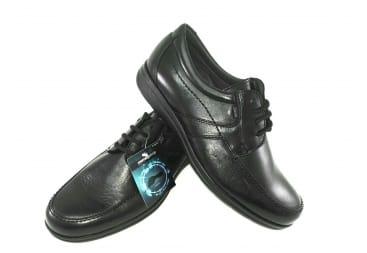 Zapato piel confortable