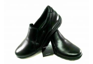 Zapato manoletina piel