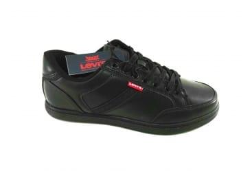 Zapatilla deportiva negra levis